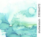 Watercolor Background  Pale...