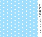 polka dot pattern vector.... | Shutterstock .eps vector #550372726