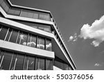 modern building. modern office... | Shutterstock . vector #550376056