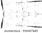 grunge black and white urban... | Shutterstock .eps vector #550407685