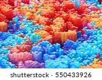 Abstract Colourful Background....