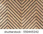abstract background of wooden... | Shutterstock . vector #550445242