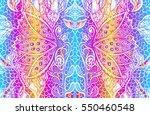 india. ethnic illustration... | Shutterstock .eps vector #550460548
