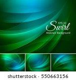 swirl abstract background... | Shutterstock .eps vector #550663156