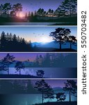 set vector illustration of... | Shutterstock .eps vector #550703482