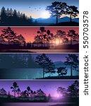 set vector illustration of... | Shutterstock .eps vector #550703578
