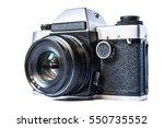 Retro Film Photo Camera...