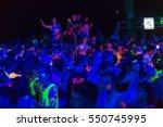 phangan  thailand   aug 30 ... | Shutterstock . vector #550745995