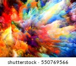 we live series. interplay of... | Shutterstock . vector #550769566