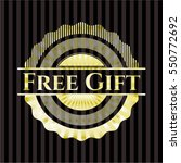 free gift shiny emblem