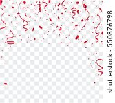 celebration background template ... | Shutterstock .eps vector #550876798