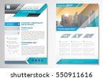 template vector design for... | Shutterstock .eps vector #550911616