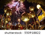 taipei  taiwan   january 1 ... | Shutterstock . vector #550918822