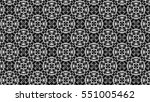 sloping melting rectangle black ... | Shutterstock . vector #551005462