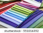 Small photo of Examples of tissue furniture fabric sample example