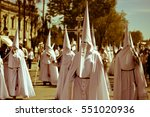 religious processions | Shutterstock . vector #551020936