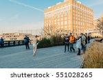 new york   dec 1  2016  the... | Shutterstock . vector #551028265