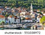 Jelsa  Croatia   Circa August...