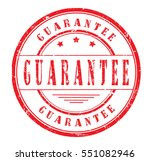 "rubber stamp  ""guarantee"" on... 