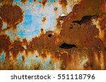 rust texture | Shutterstock . vector #551118796