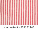 colorful striped fabric texture | Shutterstock . vector #551121445