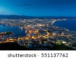 Hakodate City View From...