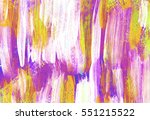 abstract background. acrylic... | Shutterstock . vector #551215522