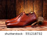 Fashion Derby Shoes Handmade...