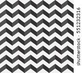 zigzag seamless pattern. print... | Shutterstock .eps vector #551232316