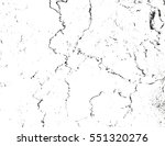 distressed overlay texture of... | Shutterstock .eps vector #551320276