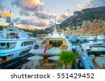 monaco  monte carlo   september ...   Shutterstock . vector #551429452