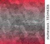 abstract flow texture... | Shutterstock .eps vector #551446306