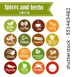 Spices  Condiments And Herbs...