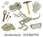 set illustration featuring...   Shutterstock .eps vector #551483752