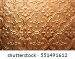 colorful seamless texture.... | Shutterstock . vector #551491612