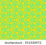 modern stylish texture.stylish... | Shutterstock . vector #551530972