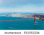 high angle  mid air  aerial...   Shutterstock . vector #551552236