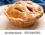Single Serving Apple Pie  With...
