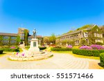 seoul  south korea   april 21 ...   Shutterstock . vector #551571466