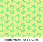 modern stylish texture.stylish... | Shutterstock . vector #551577826