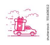 vector illustration of icon... | Shutterstock .eps vector #551608312