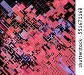 vector illustration of a... | Shutterstock .eps vector #551671168