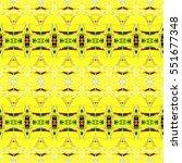 melting rectangle seamless... | Shutterstock . vector #551677348