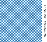 Pattern Vector Picnic Blue