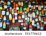 Colorful Lobster Floats Hangin...