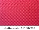 red softy mat for kid...   Shutterstock . vector #551887996
