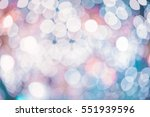 glowing holiday abstract...   Shutterstock . vector #551939596