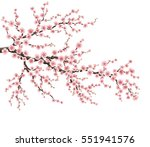 Realistic Sakura Japan Cherry...