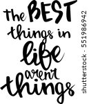 Text   ''the Best Things In...