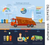 cleaning of garbage...   Shutterstock .eps vector #551993782
